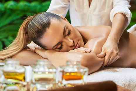 Just Aroma Corner - 30 minute Swedish massage - Save 42%