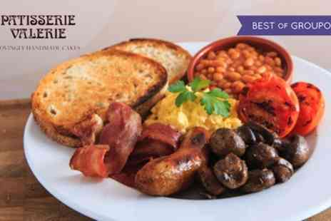 Patisserie Valerie - All Day Brunch for Two - Save 39%