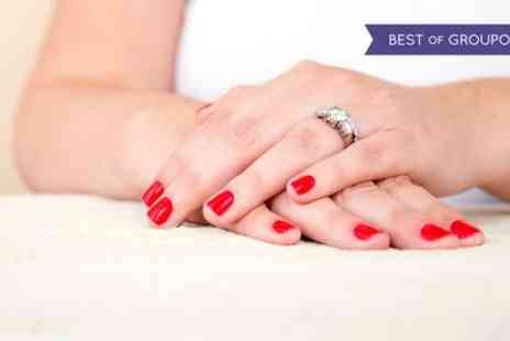 Rejuvalase beauty - Gelish Nails or Full Manicure with Polish - Save 44%