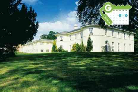 Eastwood Hall - Stay for Two with Breakfast, Meal and Wine - Save 40%