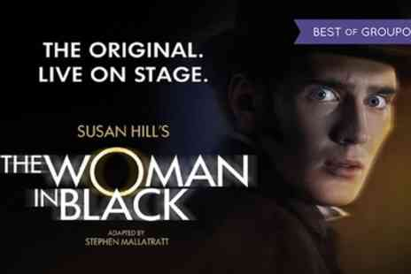 Churchill Theatre Bromley - Ticket to The Woman in Black On 3 To 8 April - Save 42%