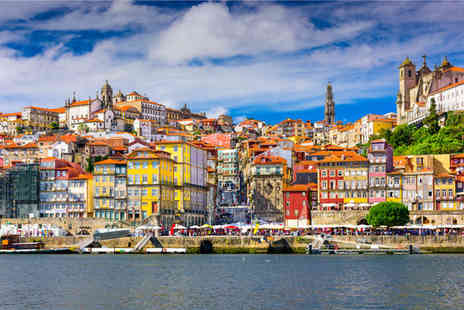 Porto and Lisbon by Train - Stay in a Double or Twin Rooms as per itinerary - Save 36%