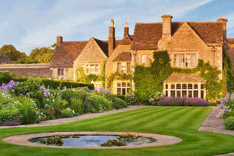 Whatley Manor Hotel and Spa - Five Star Stay in a Superior Room - Save 0%