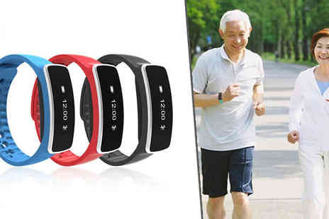 Bazaar me - Bluetooth LED Smart Watch Available in Three Colours - Save 81%