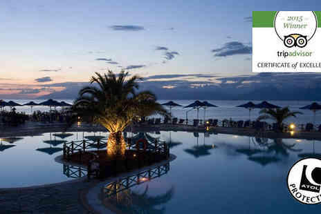 Worldwide Tours & Travel - Three to Seven Night 4 Star All Inclusive Break With Flights - Save 35%