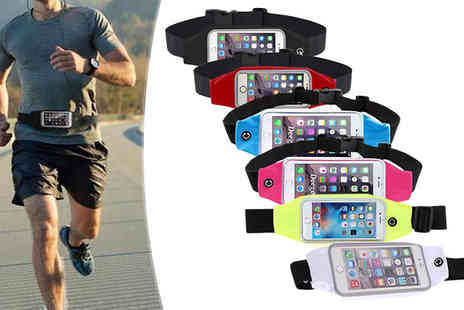 Black Sheep Limited - Running Belt for Mobile Device - Save 73%
