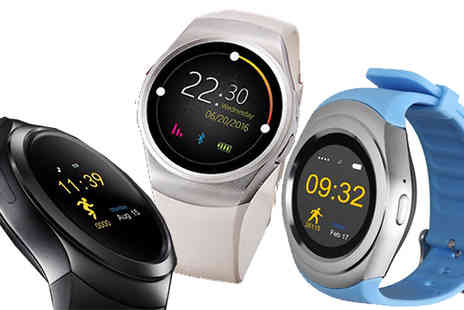 Mobi Trends - iTouch Pro GPRS Smart Watch with Nucleus OS Three Colours - Save 84%