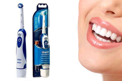 Bargain Shop - Oral B Advance Power 400 Electric Toothbrush - Save 80%