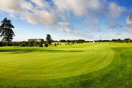 The Celtic Manor Resort - Golf for 2 at 5 Star Celtic Manor - Save 66%