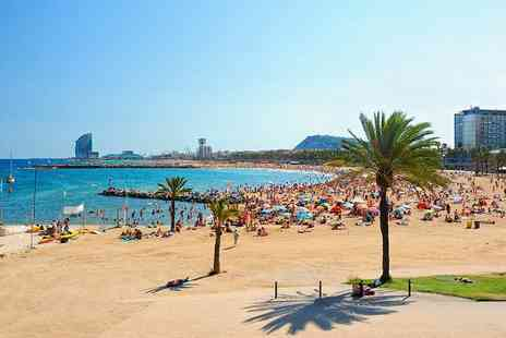 Bargain Late Holidays - Two or three night 5 Star luxury Barcelona break with flights - Save 30%