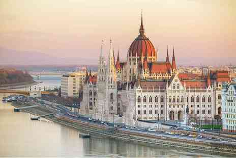 Bargain Late Holidays - Two or three night Budapest break with flights - Save 37%