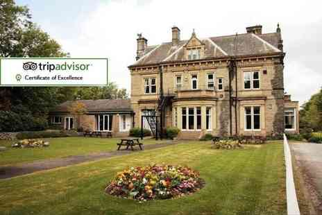 Durker Roods Hotel - One or two night stay for two including breakfast and a two course dinner - Save 40%