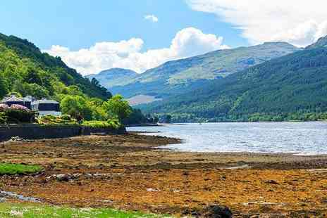 Buyagift - Overnight Argyll stay and breakfast for two - Save 0%