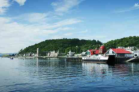 Buyagift - Overnight Oban stay and breakfast for two - Save 0%