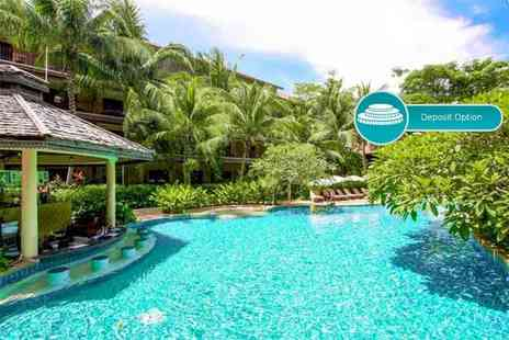 Tour Center - Seven or 14 night Phuket, Thailand break with breakfast and flights - Save 39%