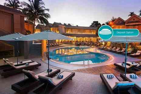 Weekender Breaks - Seven, 10 or 14 night all inclusive Goa break with flights - Save 25%