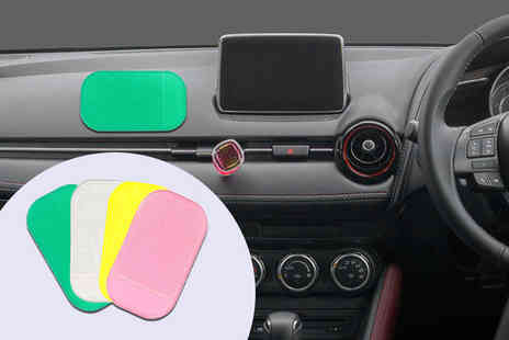 Planet of Accessories - Self adhesive sticky dashboard mat - Save 80%