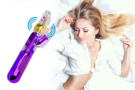 Who Runs the World - Rechargeable expand and thrust rabbit vibe - Save 79%