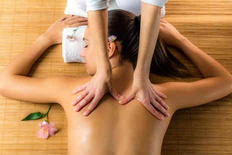 Just Aroma Corner - 30 minute back massage - Save 30%