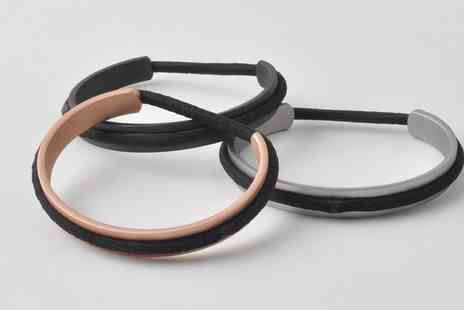 Groupon Goods Global GmbH - Hair Tie Cuff Bracelet - Save 80%