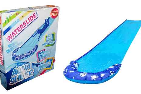 Groupon Goods Global GmbH - Boyz Toys Aqua Water Slide - Save 70%