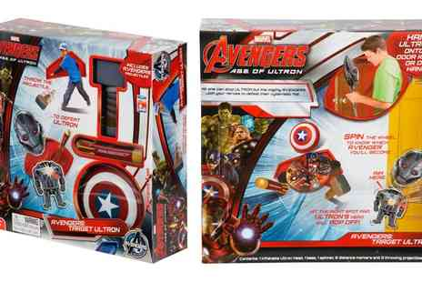 Groupon Goods Global GmbH - Marvel Avengers Target Ultron Game - Save 35%