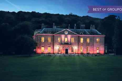 Stanmer House - Three Course Dinner with Bubbly for One, Two or Four - Save 46%