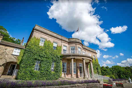 Wood Hall Hotel - Four Star 18th Century Country House with Award Winning Restaurant - Save 0%