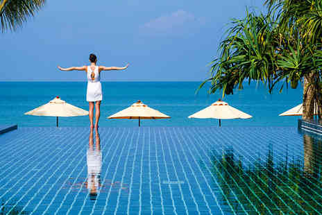 Chong Fah Beach Resort - Four Star Panoramic of Andaman Sea From Beach Front Location - Save 0%