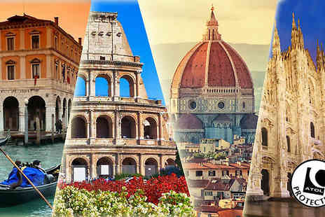 Tour Center - Eight Night 4 City Trip With Flights, Hotels and Train Transfers - Save 0%