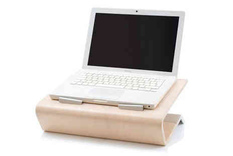 Ckent - Wooden laptop stand - Save 41%