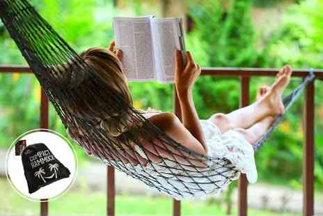 London Exchain Store - Compact garden hammock - Save 47%