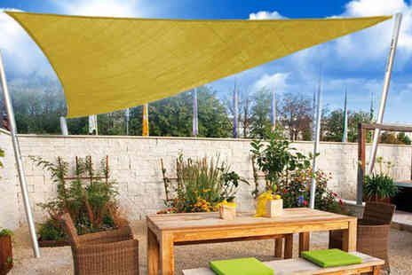 ViVo Technologies - Small, medium or large triangular canopy - Save 77%