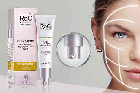 Deals Direct - 40ml tube of RoC Pro Correct Anti Wrinkle Rejuvenating cream - Save 63%
