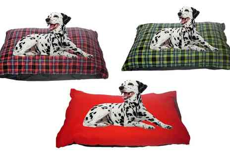 Groupon Goods Global GmbH - KosiPet Deep Filled Dog Cushion Bed - Save 73%