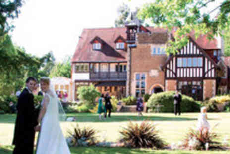Hollybourne Hotels - 75 Guest Wedding Package at The Red Lion Hotel - Save 58%