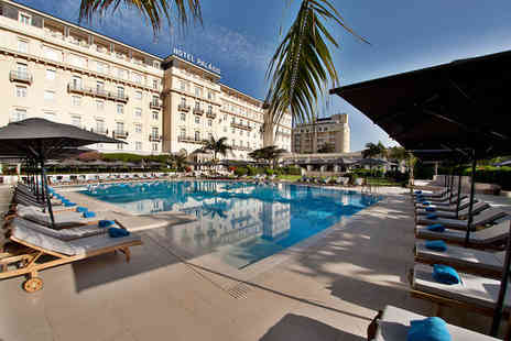 Palacio Estoril Hotel - Five Star Views of the Bay and Golf Extras - Save 69%