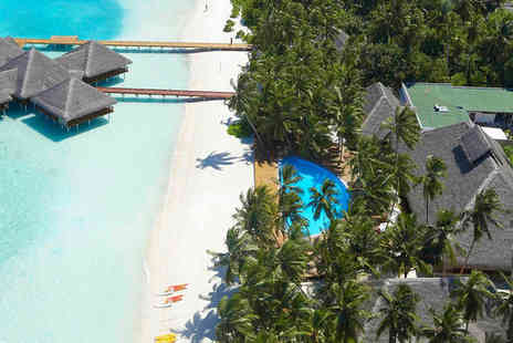 Medhufushi Island Resort - Four Star Beach or Water Villas with Infinite Ocean Views - Save 0%