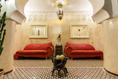 Riad Asrari - 17th Century Intricately Crafted Riad - Save 78%