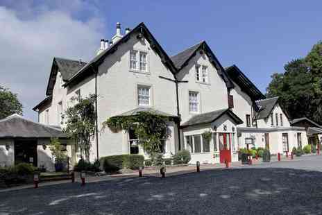 Philipburn House Hotel - One or two night stay for two with breakfast - Save 51%