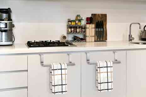 Groupon Goods Global GmbH - Towel Bar - Save 67%