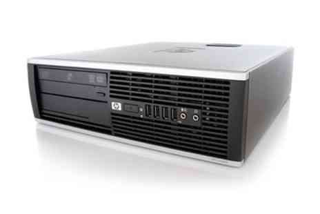 Buyer Area - Refurbished HP Compaq 6000 SFF C2D With Free Delivery - Save 0%