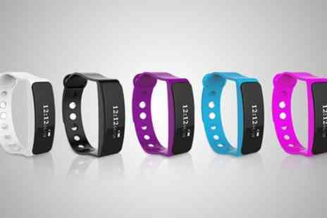 Groupon Goods Global GmbH - One or Two Fitness Activity Trackers - Save 68%