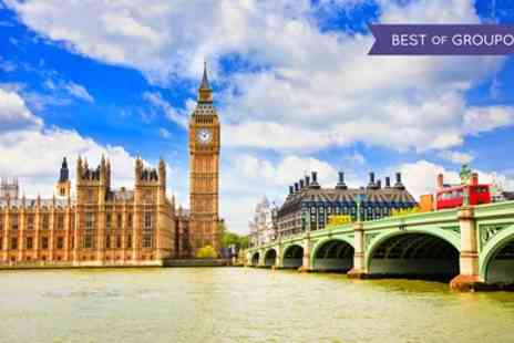 Britannia International Hotel London - One or two Nights Stay for Two People with Breakfast and Wine - Save 0%