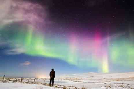 Crystal Travel - Two, Three or Four Nights with The Northern Lights Mystery Tour and Flights - Save 0%