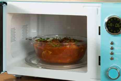 Groupon Goods Global GmbH - Akai 20 Litre Microwave in Choice of Colour With Free Delivery - Save 53%