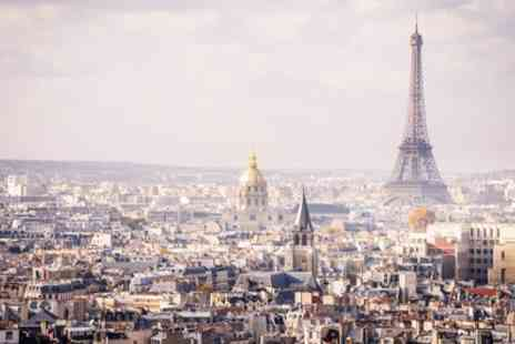 Weekender Breaks - One to Thee Nights Stay with Return Eurostar Tickets and Optional Eiffel Tower Tour - Save 0%