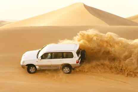 Air Travel Experts - Five Night Tour with 5 Star Hotel & Desert Safari - Save 0%