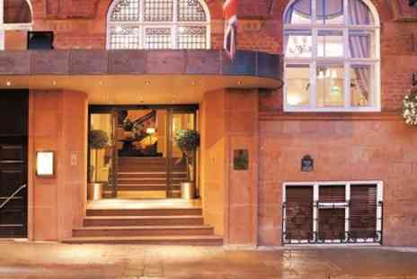 Macdonald New Blossoms Hotel - Stylish Chester Hotel Stay with Drinks - Save 0%