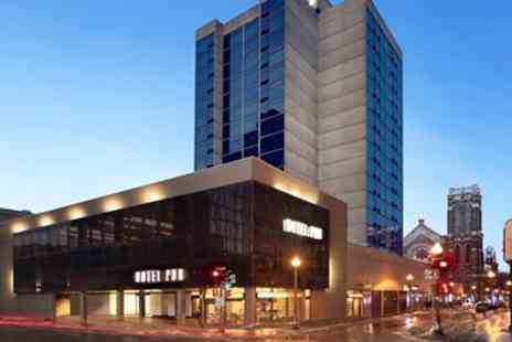 Hotel PUR Quebec - Trendy Quebec City Hotel including Parking - Save 0%